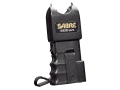 Product detail of Sabre 400,000 Volt Stun Gun uses Two 9 Volt Batteries (Not Included) Polymer Black