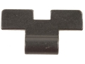 "Smith & Wesson Rear Sight Blade .146"" Black K, L, N-Frame Steel Black"