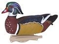 Flambeau Storm Front Weighted Keel Wood Duck Decoys Pack of 6