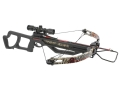 Parker BushWacker 150 Crossbow Package with 3x 32mm Multi-Reticle Scope Realtree Max-4 Camo