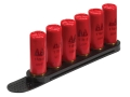 Tuff Products Quickstrip 12 Gauge 6-Round Polymer Package of 2 Black