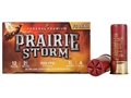 "Federal Premium Prairie Storm Ammunition 12 Gauge 2-3/4"" 1-1/4 oz #4 Plated Shot Box of 25"