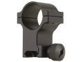 Midwest Industries Aimpoint 3x Magnifier Mount AR-15 Flat-Top Aluminum Matte