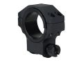 Barska 30mm Ring-Mount Ruger-Style with 1&quot; Inserts Matte Low