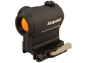 Aimpoint Micro H-1 Red Dot Sight 2 MOA with LRP Mount and 39mm Spacer Matte