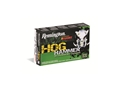 Remington Hog Hammer Ammunition 300 AAC Blackout 130 Grain Barnes Triple-Shock X Bullet Hollow Point Lead-Free Box of 20