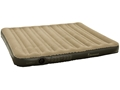 Browning Queen Air Bed with Rechargeable Electric Air Pump Olive and Tan