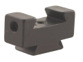 Williams Front Sight Riser Block .250&quot; Height .250&quot; Width Aluminum Matte