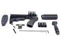 Product detail of ProMag 6-Position Collapsible Buttstock Set with Pistol Grip, Tri-Rail Forend &amp; Vertical Forend Grip Winchester 1300 12 Gauge Synthetic Black