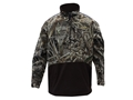 Gamehide Men's Marsh Lord 1/4 Zip Pullover Waterproof Jacket Polyester