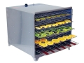 LEM Dehydrator 10 Tray with Timer Stainless Steel