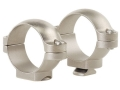 Product detail of Leupold 1&quot; Standard Rings Silver Low