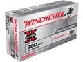 Winchester Super-X Ammunition 380 ACP 85 Grain Silvertip Hollow Point Box of 50
