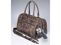 "Gun Tote'n Mamas 15"" Duffel Bag in Buffalo Leather"