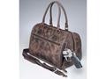 "Gun Tote'n Mamas 15"" Duffel Bag in Buffalo Leather"