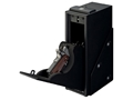 Stack-On Quick Access Safe Single Gun with Biometric Lock Black
