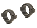 Burris 30mm Signature Dual-Dovetail Rings Matte Medium