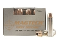 Magtech First Defense Ammunition 38 Special +P 95 Grain Solid Copper Hollow Point Lead-Free Box of 20