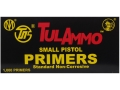 TulAmmo Small Pistol Primers Box of 1000 (10 Trays of 100)