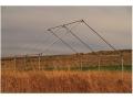 Montana Canvas Spike 3 12' x 12' Wall Tent Frame Aluminum