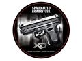 Springfield Armory XD Pistol Decal