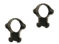 Millett 1&quot;  Angle-Loc Windage Adjustable Ring Mounts Ruger 10/22, 96/22 Matte High