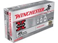 Winchester USA WinClean Ammunition 45 ACP 230 Grain Brass Enclosed Base Box of 50