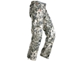 Sitka Gear Men&#39;s Dewpoint Rain Pants Polyester