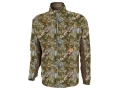 APX Men's L2 Mock Base Layer Shirt Long Sleeve Polyester King's Mountain Shadow Camo 2XL 50-52