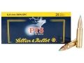Sellier &amp; Bellot Ammunition 6.8mm Remington SPC 110 Grain Polymer Tip Spitzer Box of 20