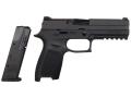 Sig Sauer P250 Caliber X-Change Kit Sig Sauer P250 Full Size 357 SIG with 14-Round Magazine