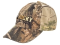 Product detail of Rocky Vitals Cap Cotton Polyester Blend Realtree AP Camo