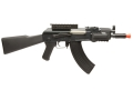 Crosman Pulse R76 Airsoft Rifle 6mm Electric Full-Automatic Polymer Black