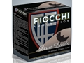 "Fiocchi Game & Target Ammunition 12 Gauge 2-3/4"" 1-1/8 oz #8 Shot"