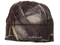 Product detail of Banded Gear Fleece Beanie Polyester Realtree Max-4 Camo