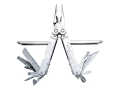 SOG PowerLock Multi-Tool 17 Tools with V-Cutter Stainless Steel
