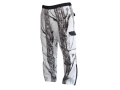 Stormkloth II Men's SKII Waterproof Fleece Pants Polyester Stormkloth Snowstorm Camo 2XL