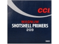 CCI Primers #209M Shotshell Magnum Case of 5000 (5 Boxes of 1000)