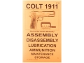Product detail of &quot;Colt 1911 Do Everything Manual: Assembly, Diassembly, Lubrication, Ammunition, Maintenance and Storage&quot; Book by Jem Enterprise