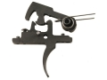 "Jard Adjustable Trigger AR-10 Small Pin .154"" 2 lb Single Stage Blue"