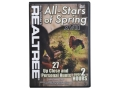 Realtree All-Stars of Spring 12 Video DVD