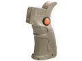 FoxPro FoxGrip Electronic Call Remote Pistol Grip AR-15, LR-308 Polymer