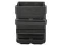 ITW FastMag Gen III Single Magazine Pouch AR-15 MOLLE/Duty Belt Compatible Polymer