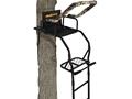 Muddy Outdoors The Outlander 17' Single Ladder Treestand Steel Black