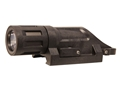 Inforce WML Tactical Strobing Weaponlight LED with 1 CR123A Battery Fits Picatinny Rails Fiber Composite Black