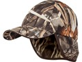 Product detail of Rocky Waterfowl Cap Waterproof Polyester Realtree Max-4 Camo