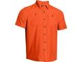 Under Armour Men's Chesapeake Short Sleeve Shirt Polyester Hipster XXL 50-52