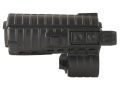 Surefire M500A Dedicated Forend Light AR-15 Carbine Xenon and White LED Bulbs with Batteries (3 CR123A) Composite Black