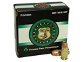 Copper Only Projectiles (C.O.P.) Ammunition 45 ACP 160 Grain Solid Copper Hollow Point Box of 25