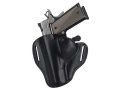 Bianchi 82 CarryLok Holster Left Hand Glock 26, 27, 33 Leather Black